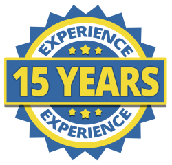 15-years-experience-sunshine-flat